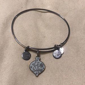 """Alex and Ani """"Let it Snow"""" bracelet"""